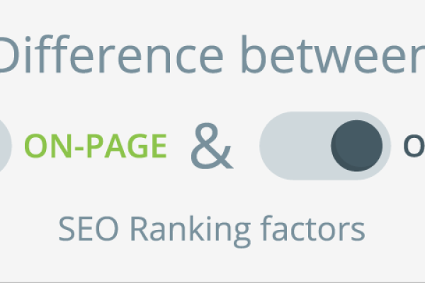 On-page vs Off-page